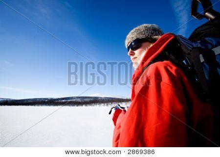 Winter Adventure Ski