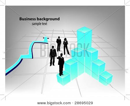 Business visit card