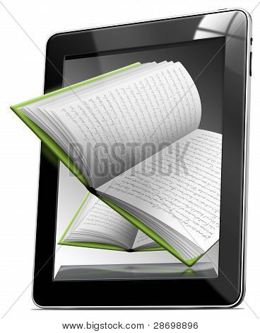 Tablet Computer Books