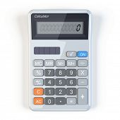 stock photo of subtraction  - Calculator  - JPG