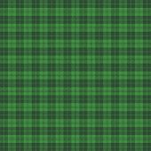 St. Patricks Day Tartan Plaid. Scottish Pattern In Green And Black Cage. Scottish Cage. Traditional  poster