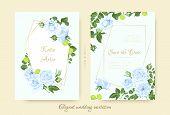 Vintage Wedding Card Template, Rose Bouquet. Elegant Ceremony Invitation Design, Spring Floral Decor poster
