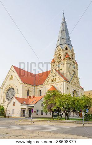 The Old Evangelical-Augsburg of St. Matthew, Lodz, Poland