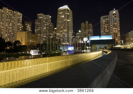 Sf - Cityscape Night