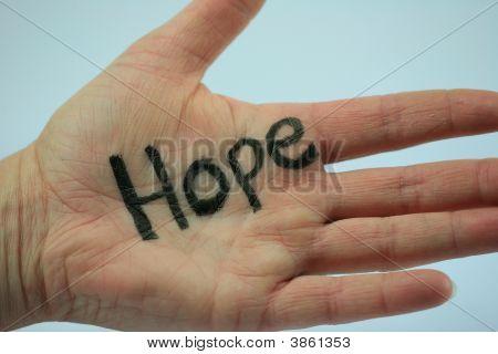 geben Hoffnung