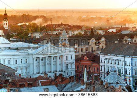 National Theater of Arad, Romania, Europe