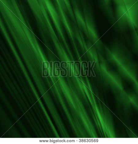 Green fantasy background