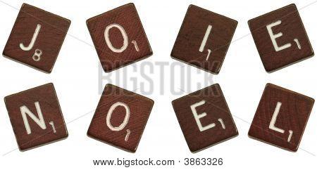Letters, Joie Noel