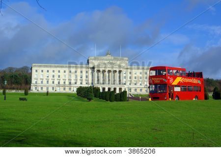 Sightseeing At Stormont
