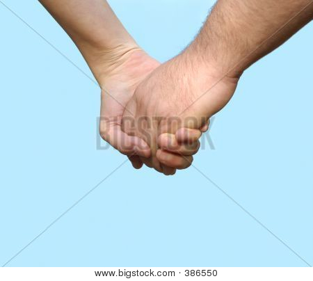 Hands : Couple