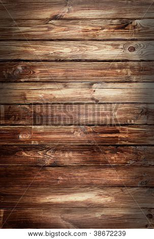 stained wooden wall background texture