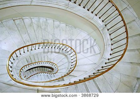 Luxury Stairwell