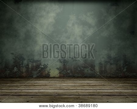 An image of an old rusty floor for your content