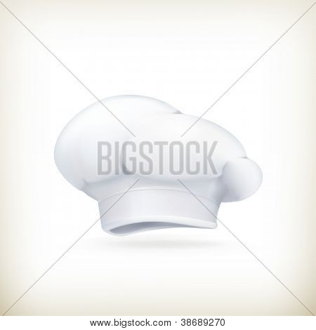 Chef hat, vector