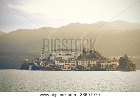 View of San Giulio