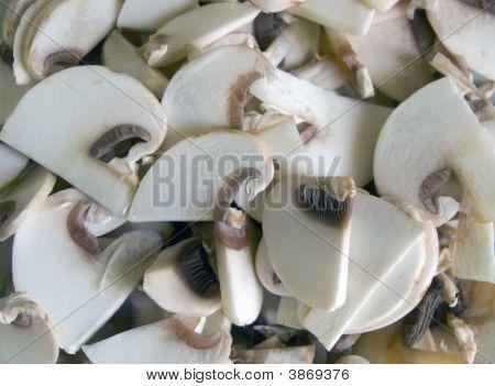 Choppedmushrooms