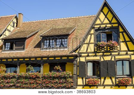 Itterswiller (alsace) - House