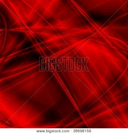 Red fantasy background