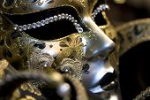Постер, плакат: Венецианские маски