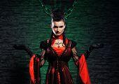 picture of dungeon  - Halloween concept - JPG
