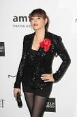 LOS ANGELES - OCT 11: Rose McGowan at amfAR's Inspiration Gala at Milk Studios on October 11, 2012 i