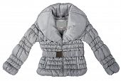 picture of jupe  - gray jacket - JPG