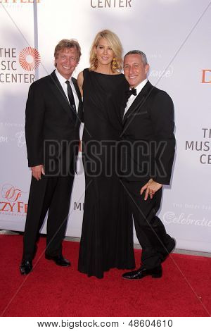 Jesse SpencerLOS ANGELES - JUL 27:  Nigel Lythgoe, Jenna Elfman, Adam Shankman arrives at the 3rd Annual Celebration of Dance Gala at the Dorothy Chandler Pavilion on July 27, 2013 in Los Angeles, CA