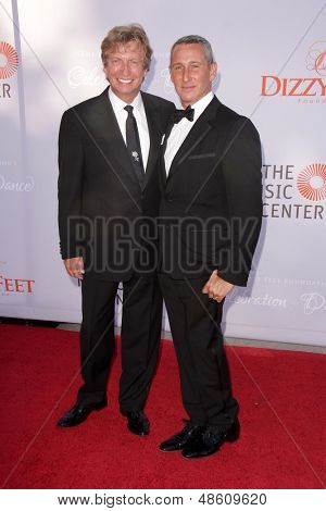 Jesse SpencerLOS ANGELES - JUL 27:  Nigel Lythgoe, Adam Shankman arrives at the 3rd Annual Celebration of Dance Gala at the Dorothy Chandler Pavilion on July 27, 2013 in Los Angeles, CA