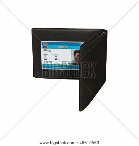 Wallet With Id Card