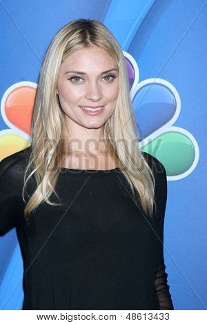 LOS ANGELES - JUL 27:  Spencer Grammer at the NBC TCA Summer Press Tour 2013 at the Beverly Hilton Hotel on July 27, 2013 in Beverly Hills, CA