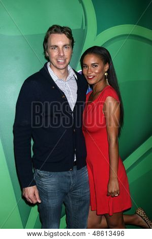 Jesse SpencerLOS ANGELES - JUL 27:  Dax Shepard, Joy Bryant at the NBC TCA Summer Press Tour 2013 at the Beverly Hilton Hotel on July 27, 2013 in Beverly Hills, CA