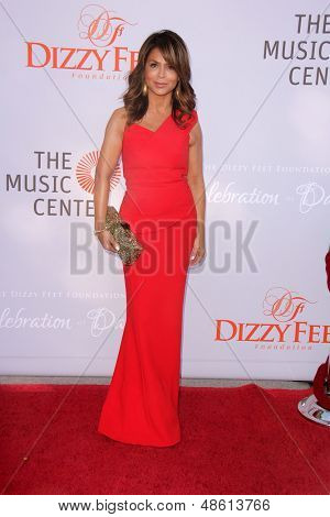 Jesse SpencerLOS ANGELES - JUL 27:  Paula Abdul arrives at the 3rd Annual Celebration of Dance Gala at the Dorothy Chandler Pavilion on July 27, 2013 in Los Angeles, CA