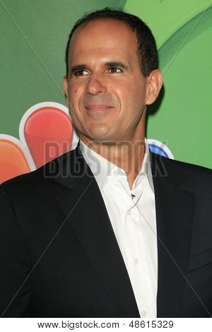LOS ANGELES - JUL 27:  Marcus Lemonis at the NBC TCA Summer Press Tour 2013 at the Beverly Hilton Hotel on July 27, 2013 in Beverly Hills, CA