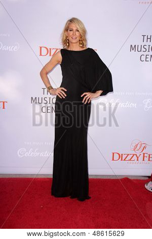 Jesse SpencerLOS ANGELES - JUL 27:  Jenna Elfman arrives at the 3rd Annual Celebration of Dance Gala at the Dorothy Chandler Pavilion on July 27, 2013 in Los Angeles, CA