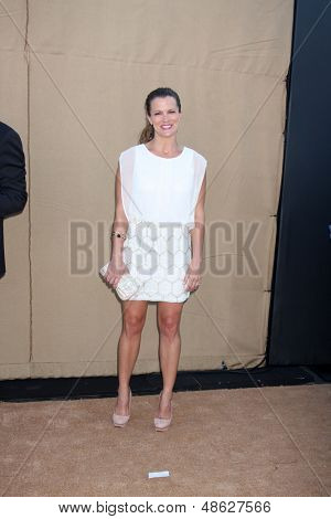 LOS ANGELES - JUL 29:  Melissa Claire Egan arrives at the 2013 CBS TCA Summer Party at the private location on July 29, 2013 in Beverly Hills, CA