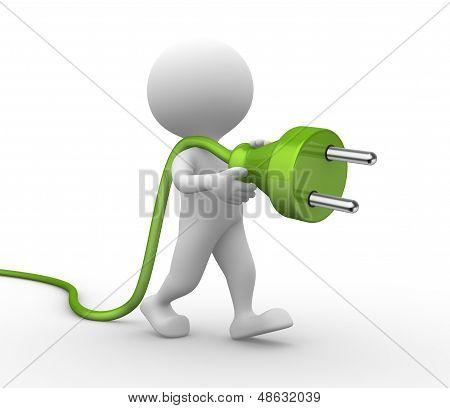 Enchufe eléctrico