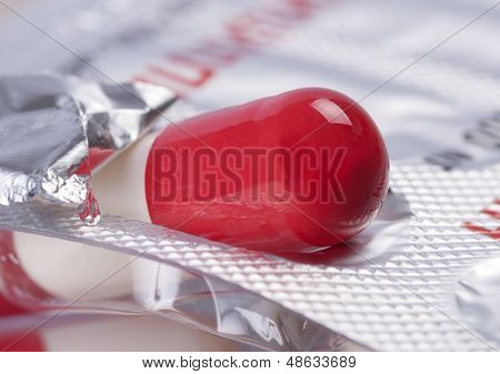 Pill In Package