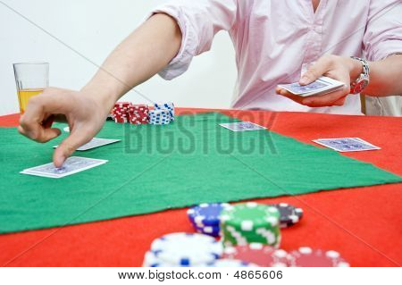 Dealing Cards