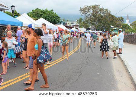 Kona Street Fair