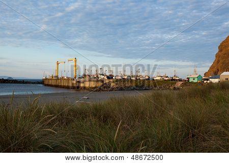 Port Of Port Orford, Oregon