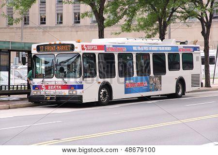 Autobús de Philadelphia