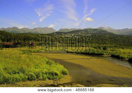 Alaska wetlands