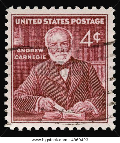 Andrew Carnegie 1960