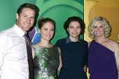 Jesse SpencerLOS ANGELES - JUL 27:  Sam Jaeger, Erika Christensen, Max Burkholder, Monica Potter at