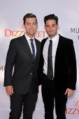 Jesse SpencerLOS ANGELES - JUL 27:  Lance Bass, Michael Turchin arrive at the 3rd Annual Celebration