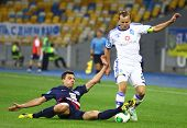 Football Game Fc Dynamo Kyiv Vs Fc Sevastopol