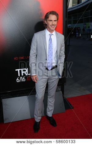 Sam Trammell at the