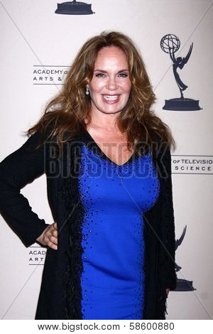 Catherine Bach at the Daytime Emmy Nominees Reception presented by ATAS, Montage Beverly Hills, CA 06-13-13