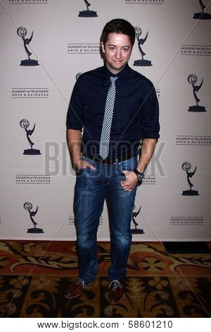 Bradford Anderson at the Daytime Emmy Nominees Reception presented by ATAS, Montage Beverly Hills, CA 06-13-13