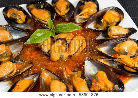 Mussels Fry